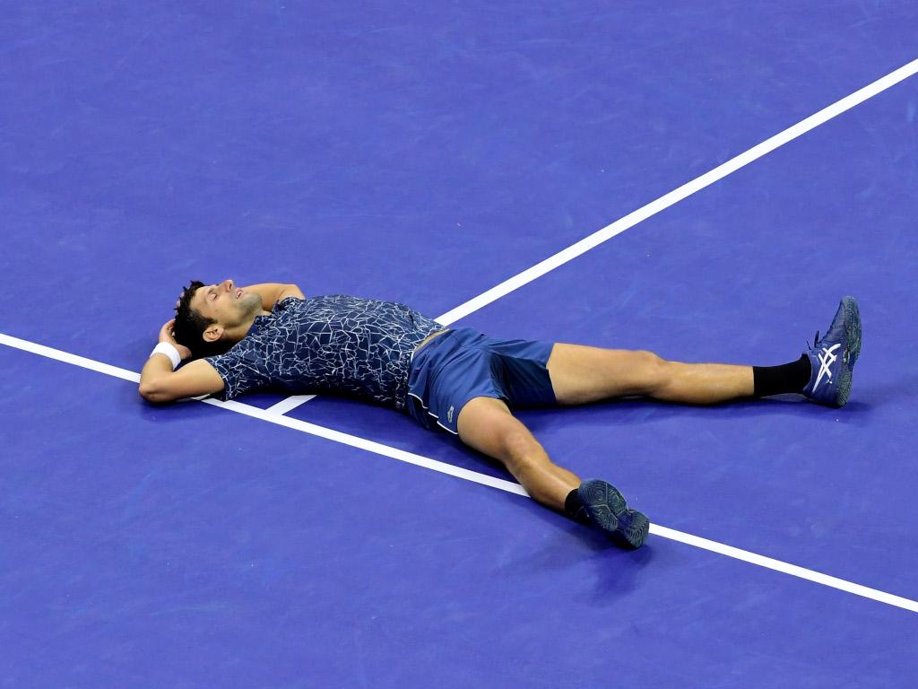 Novak Djokovic wins US Open