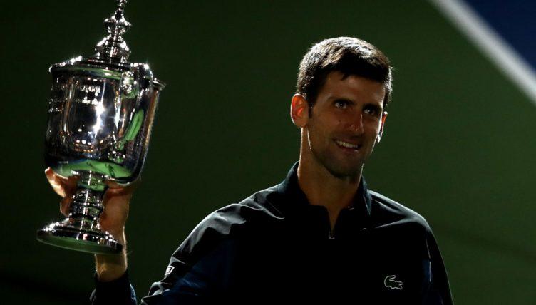 Novak Djokovic US Open victory