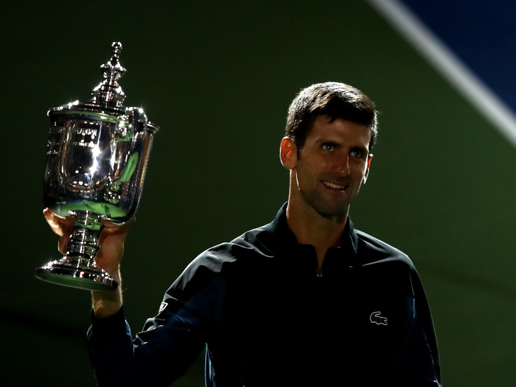 Novak Djokovic US Open victory