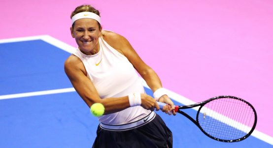 Victoria Azarenka: On course for Naomi Osaka showdown?