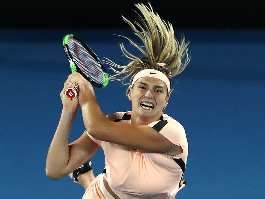 Aryna Sabalenka attracting value in the tennis betting markets
