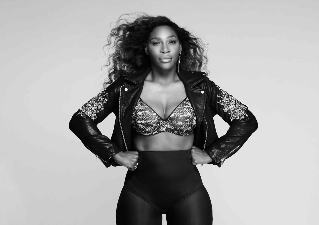 Photographer Paola Kudacki: Serena Williams-Berlei Breast Cancer Awareness campaign