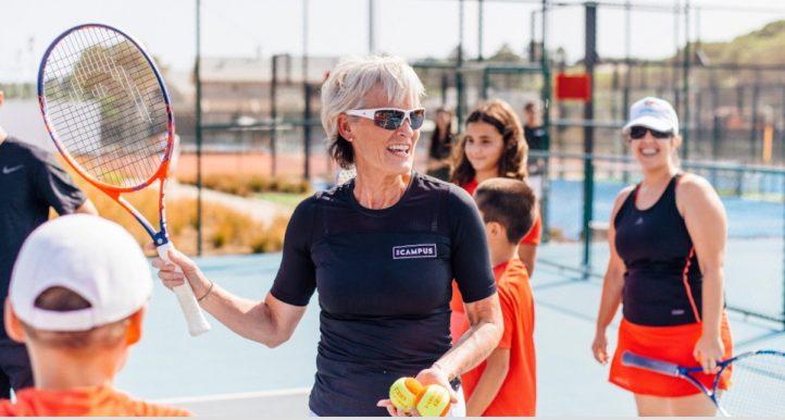 Judy-Murray-coaching-clinic