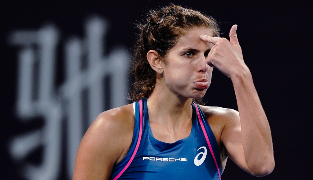 Julia Goerges animated