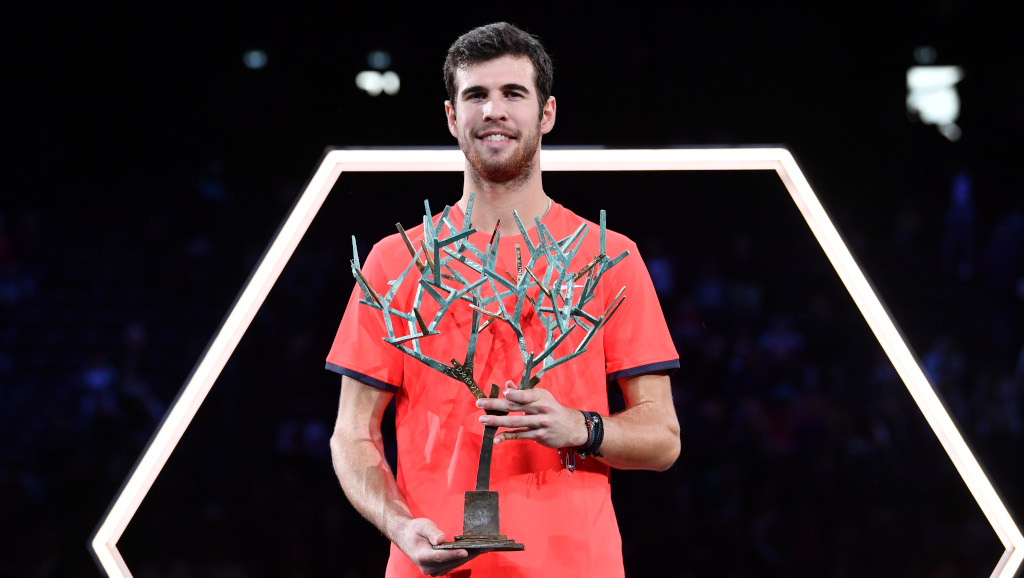 Karen Khachanov lifts ATP Masters 1000 title
