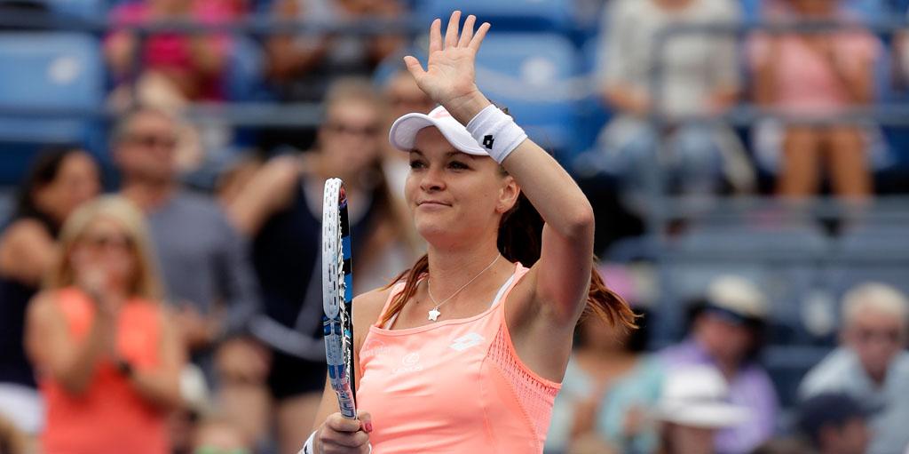 Agnieszka Radwanska - Former Wimbledon finalist retires