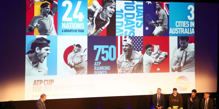 ATP Cup launch