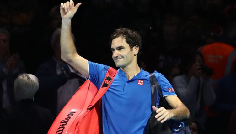 Roger Federer exits at ATP Finals