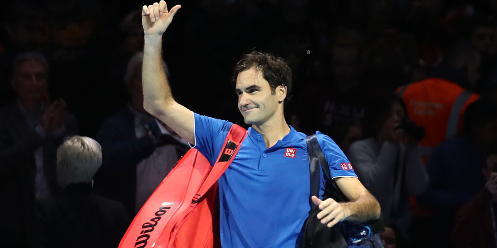 Roger Federer exits at ATP Finals