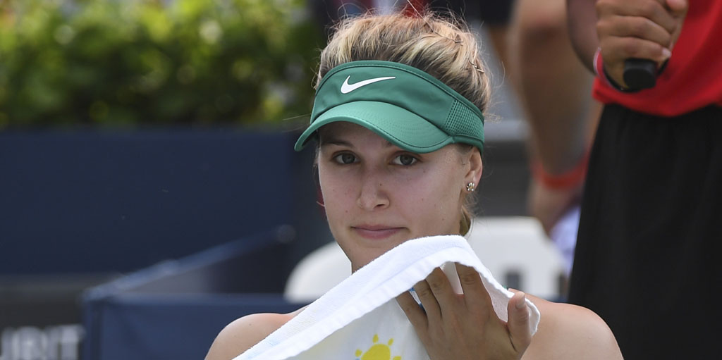 Eugenie Bouchard Vows To Regain Tennis Focus After Admitting