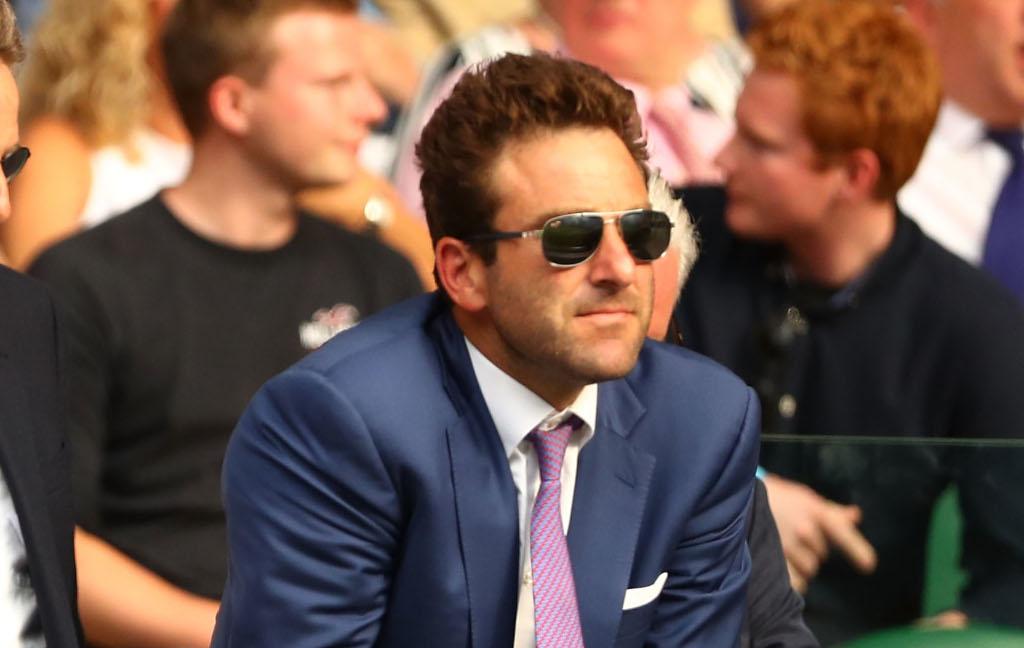 Justin Gimelstob at Wimbledon