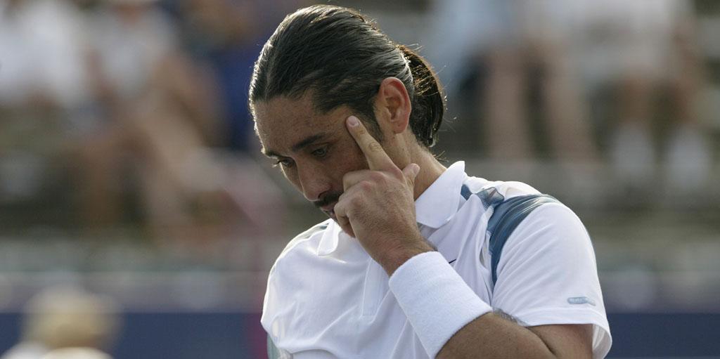 Marcelo Rios - tennis comeback king