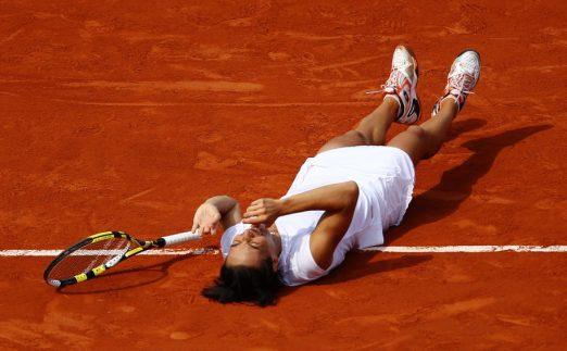 Francesca Schiavone French Open