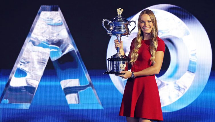 Australian Open Women S Draw Simona Halep And Serena Williams In