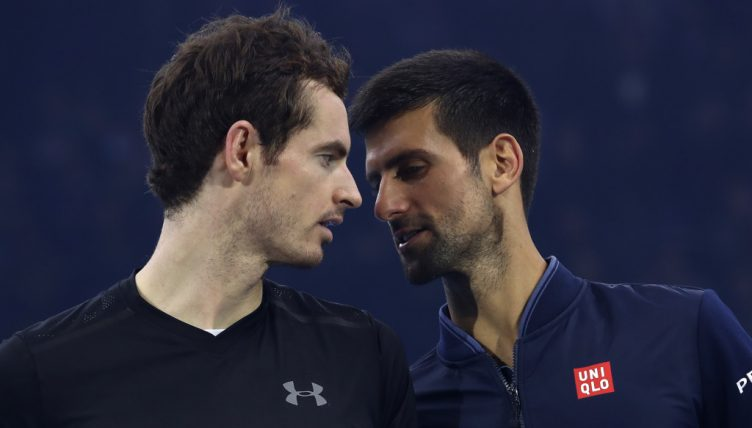 Novak Djokovic And Nick Kyrgios Classy Tributes To Andy Murray Tennis365 Com