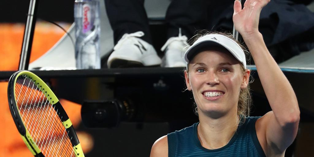 Caroline Wozniacki - Australian Open champion