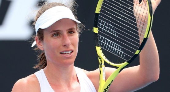 Johanna Konta shows her mettle with titanic 3-set win