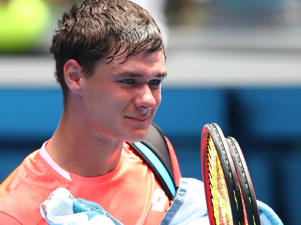 A day of firsts for Coric, Bolt and almost for Majchrzak