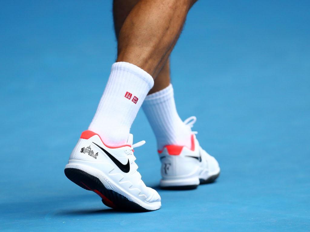 Roger Federer shoes