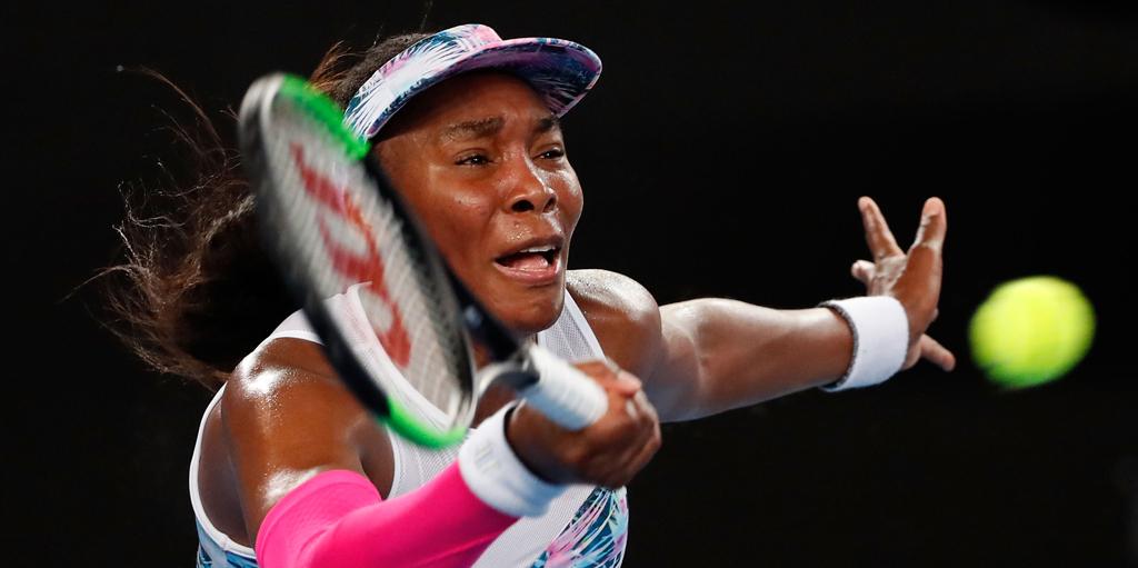 Venus Williams forehand