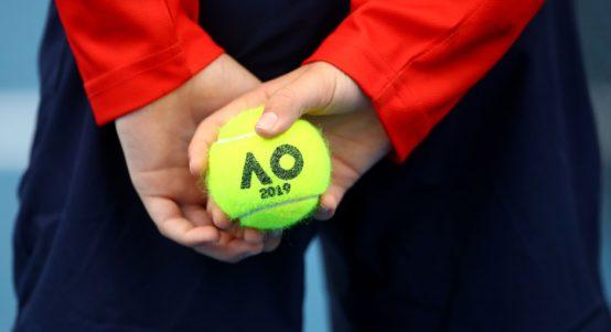 Australian Open ball