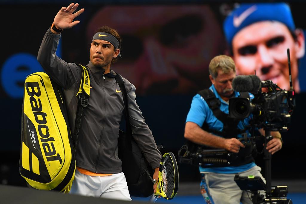 Rafael Nadal ruthless