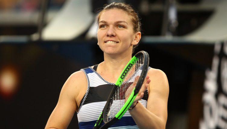 Simona Halep - sets up Serena Williams clash