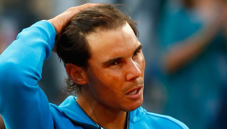 Rafael Nadal confused following defeat to Andy Murray in Madrid