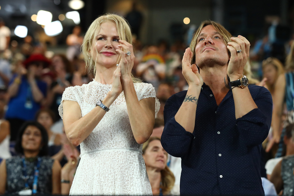 Nicole Kidman at Australian Open