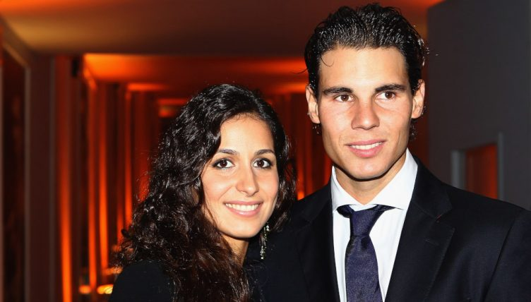 Rafael Nadal and Xisca Perello