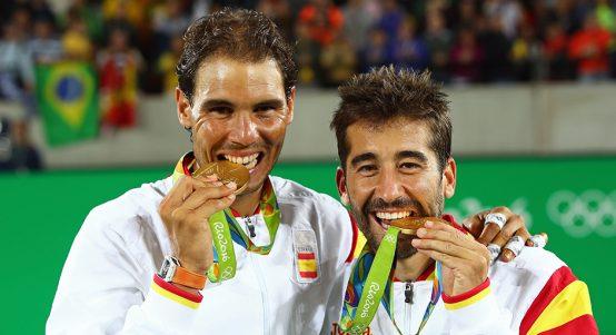 Rafael Nadal Olympics