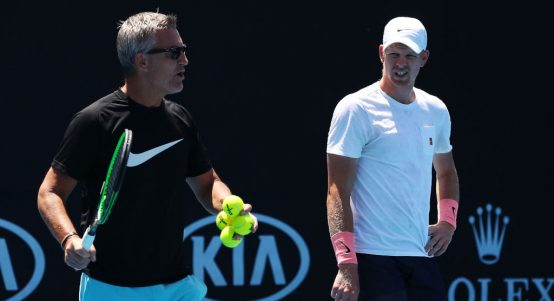 Fredrik Rosengren and Kyle Edmund