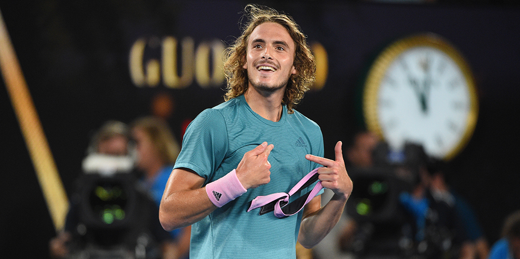 Stefanos Tsitsipas is exactly what tennis needs,' says former ...