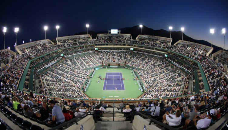 Indian Wells Masters Stadium 2 General View