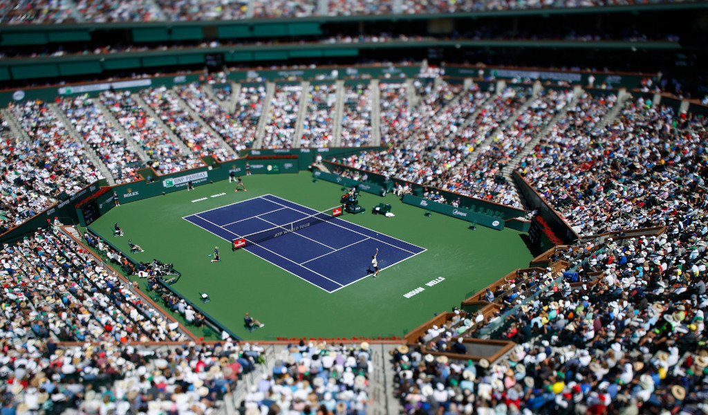 Indian Wells Masters Stadium 1