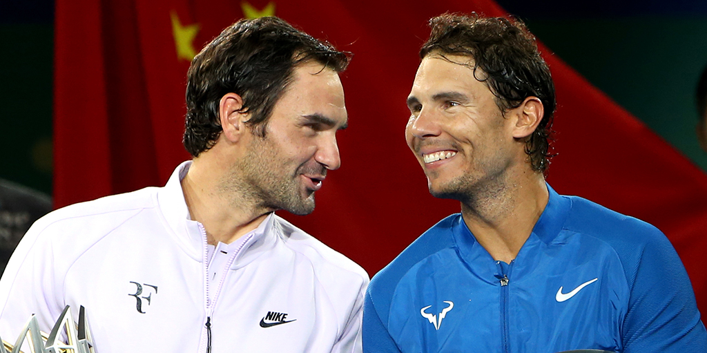 We Are Not Best Friends Roger Federer Lifts Lid On His Relationship With Rival Rafael Nadal Tennis365 Com