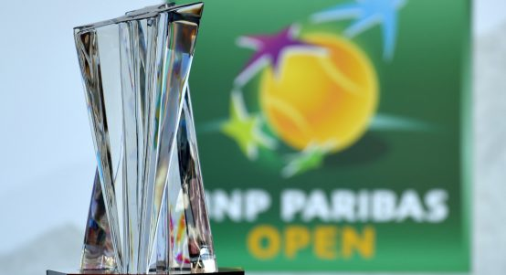 Indian Wells Masters trophy