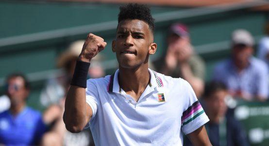Felix Auger-Aliassime: Likened to Rafael Nadal