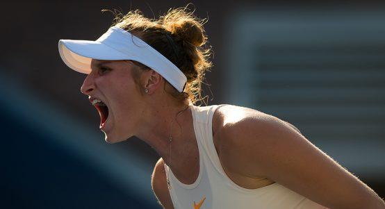 Marketa Vondrousova - Indian Wells upset