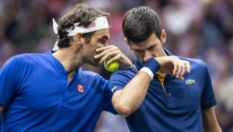Tennis Today Novak Djokovic Blames Rafael Nadal And Roger Federer For His Poor Form Tennis365 Com