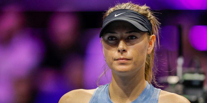 Maria Sharapova PA