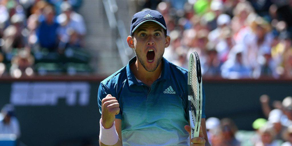 Dominic Thiem - Barcelona Open quarter-finalist again