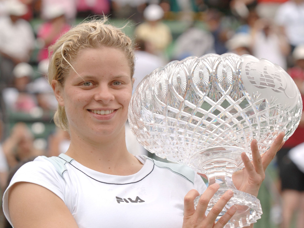Kim Clijsters Miami Open