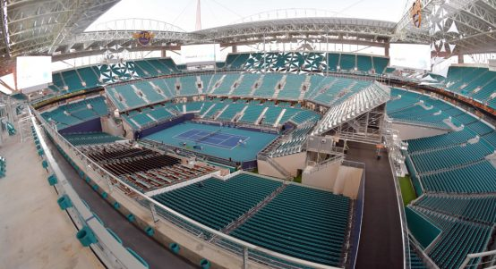 Hard Rock Stadium Miami Open