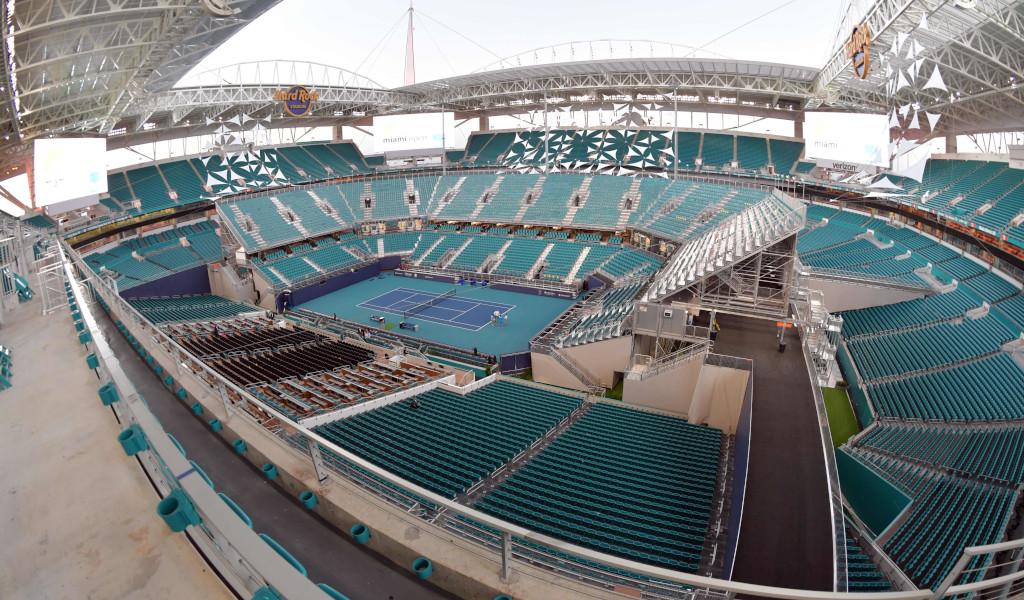 Hard Rock Stadium Miami Open