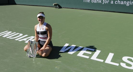 Bianca Andreescu - boost in WTA rankings