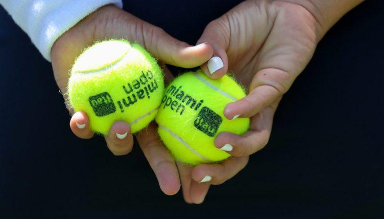 Miami Open balls