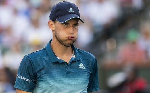 Dominic Thiem - Miami Open disappointment