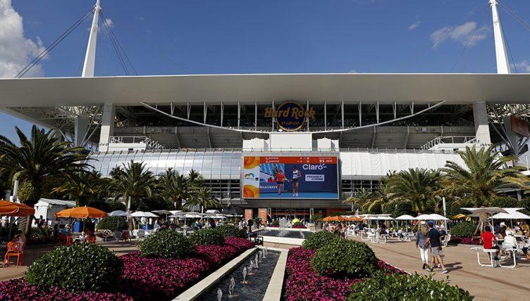 Miami Gardens - home to Miami Open