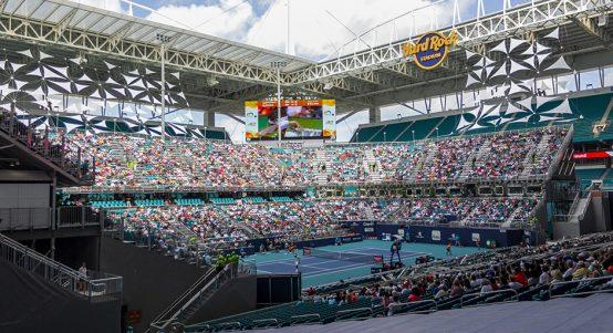 Miami Open Stadium Court PA